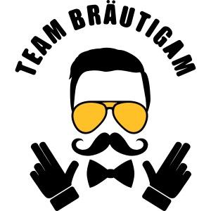 Team Bräutigam - JGA T-Shirt - Bachelor Shirt