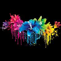 Blumen Multicolor