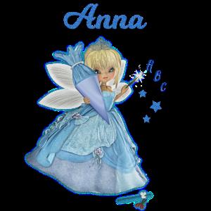 Einschulung Anna