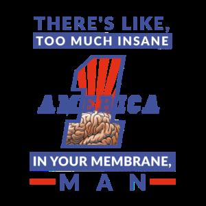 America First - Membrane