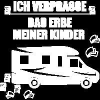 Geschenk Wohnmobilfahrer Camping Tshirt