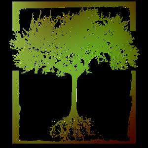 Mutter Natur - Rahmen 01