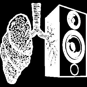 lung speaker