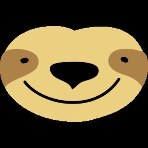 sloth face