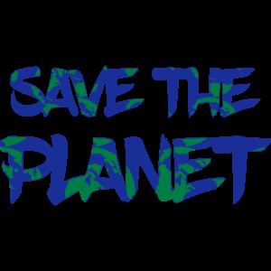 Save the Planet - Rette die Erde