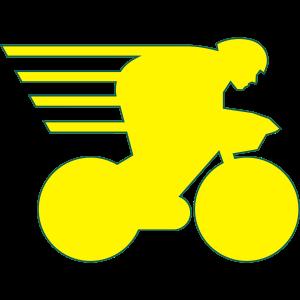 Führender, das T-Shirt für Tour-de-France Fans.