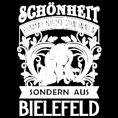 Schönheit kommt aus Bielefeld – DE - Schonheit kommt nicht von innen sondern aus Bielefeld - witzig,sexy,schöne Frau,schön,lustig,ich liebe,hübsch,geil,cool,beste,best of,Stadt,Spruch,Schönheit,Schatz,Geschenk,Freundin,Frau,Deutschland,Bielefelderin,Bielefeld,Beauty-Queen,Beauty