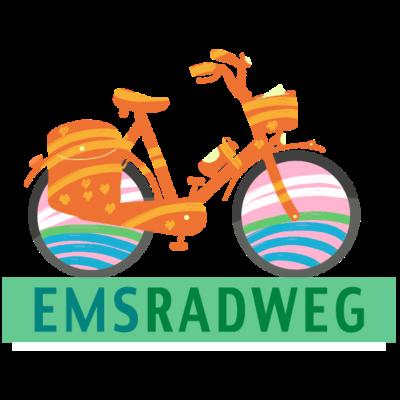 Emsradweg - Der Emsradweg ist ein Radfernweg in Nordrhein-Westfalen und Niedersachsen. Die  Strecke  von den Quellen der Ems zwischen Schloß Holte-Stukenbrock und Hövelhof bis zu ihrer Mündung bei Emden - Urlaub,Räder,Radweg,Radtour,Nordsee,Münsterland,Fahrrad,Emsradweg,Emsland,Ems,Emden,E-bikes