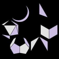 Platonischen Festkörpern