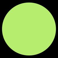 Kreis plus Umriss