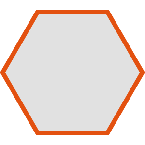 Hexagon plus skizze