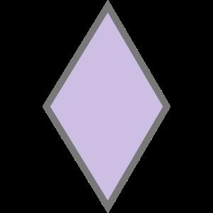 Diamond plus skizze
