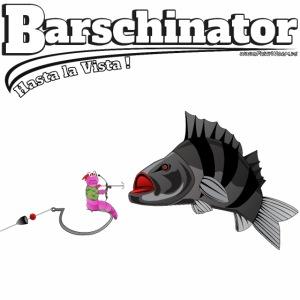 Barschinator - Barsch Angeln - Fishyworm