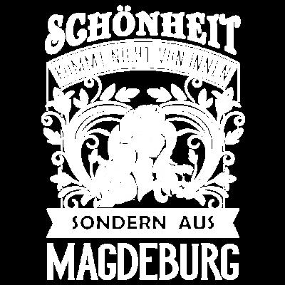 Schönheit kommt aus Magdeburg – DE - Schonheit kommt nicht von innen sondern aus Magdeburg - witzig,sexy,schöne Frau,schön,lustig,ich liebe,hübsch,geil,cool,beste,best of,Stadt,Spruch,Schönheit,Partnerin,Magdeburgerin,Magdeburg,Geschenk,Freundin,Frau,Deutschland,Beauty-Queen,Beauty