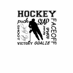 Puck slap victory