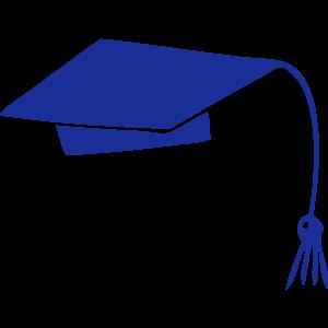 Graduierung Cap
