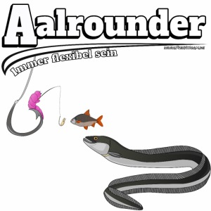 Aalrounder - Aal flexibel Angeln - Fishy Worm