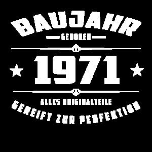 Baujahr - 1971
