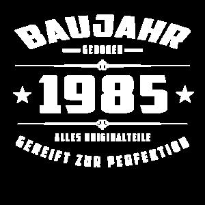 Baujahr - 1985