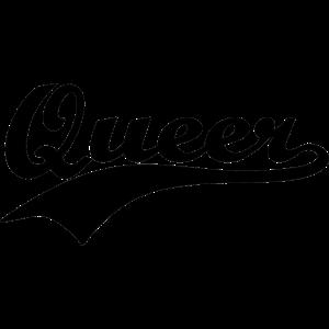 Queer | LGBT Design CSD Queer