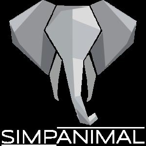 SimpAnimal - Simpler Elephant - Simpel - Schön