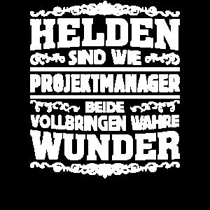 Projektmanager - Helden