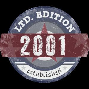 LtdEdition 2001