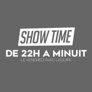 Logo ShowTime Blanc