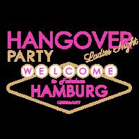 Hamburg Party Shirt für Frauen