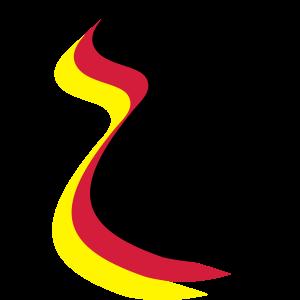 Fahne Flagge Deutschland Germany Germania