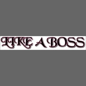 like a boss tops