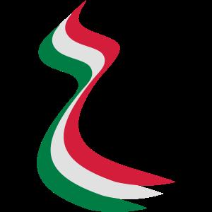 Flag Italia Italy Italien