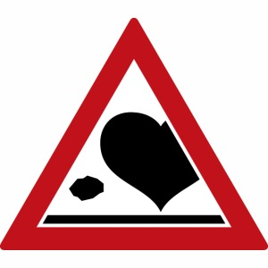 Stein vom Herzschlag