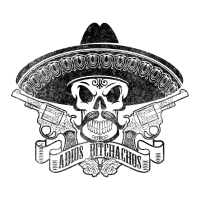 Adios Bitchachos Lustiges Mexikaner Hipster Shirt