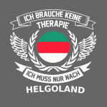 Therapie helgoland T Shirt Pullover