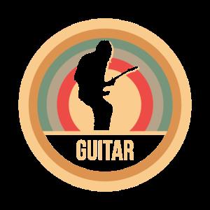Gitarre Retro