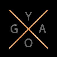 YOGA mit Kreuz