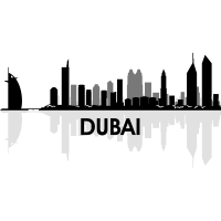 Stadtbild Dubai