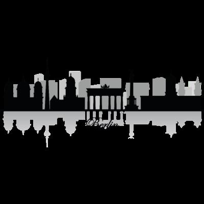 Berlin, Deutschland -  - freedesigns17,Wolkenkratzer,Urban,Tower,Stadtbild,Stadt,Silhouette,Reise,Panorama,Nation,Länder,Horizont,Hochhaus,Europa,Deutschland,Blick,Berlin,Architektur