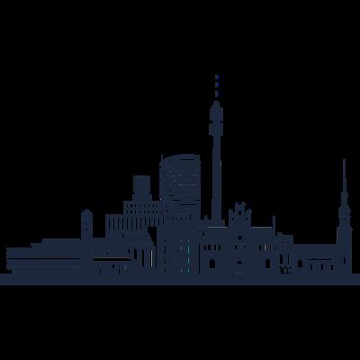 Dortmund, Deutschland -  - freedesigns17,Wolkenkratzer,Urban,Tower,Stadtbild,Stadt,Silhouette,Reise,Panorama,Nation,Metropole,Länder,Horizont,Hochhaus,Europa,Dortmunder,Deutschland,Blick,Architektur