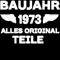 Baujahr 1973 - Alle Originalteile