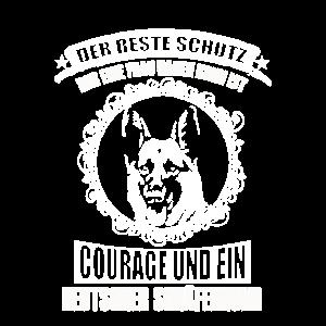 Der  beste Schutz - Schäferhund