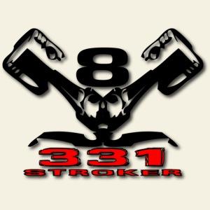 331s v8