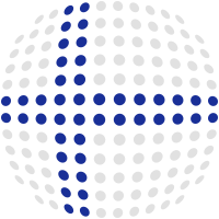 Finland flag (Dotted)