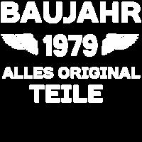 Baujahr 1979 - Alle Originalteile