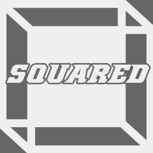 Squared Apparel White Logo