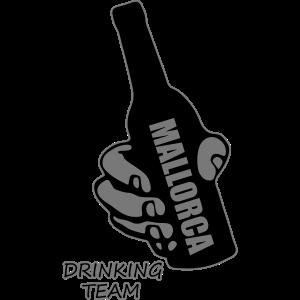 Mallorca drinking team