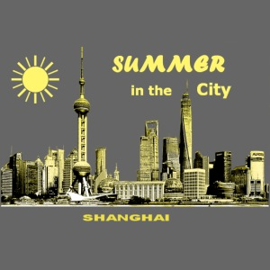 Summer in the City Shanghai