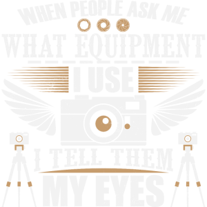 Camera is my eyes - fotograf - kamera