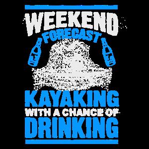 Kayaking and Drinking - EN